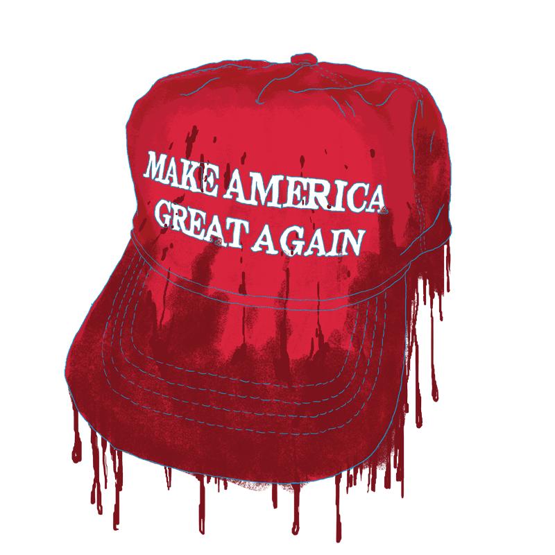 Trump Country - Suspect Press