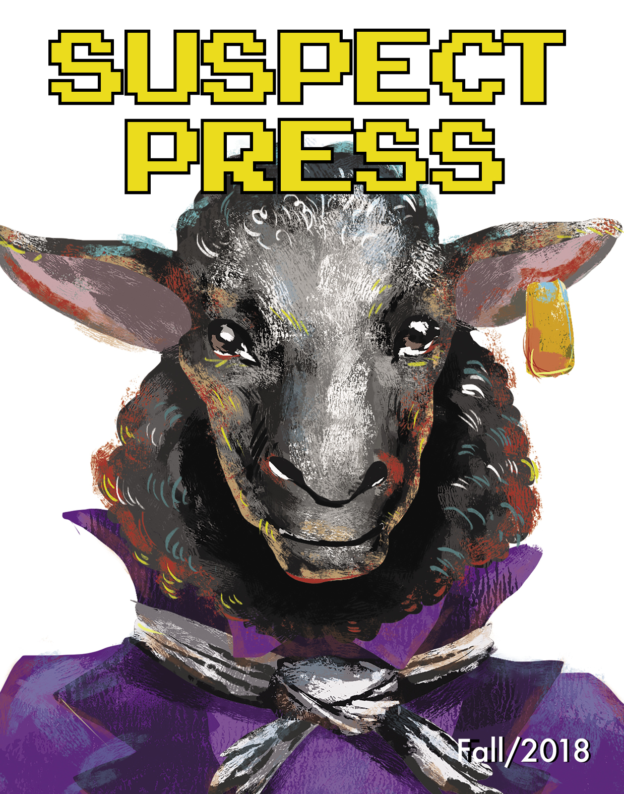 Suspect Press-Issue 20-cover