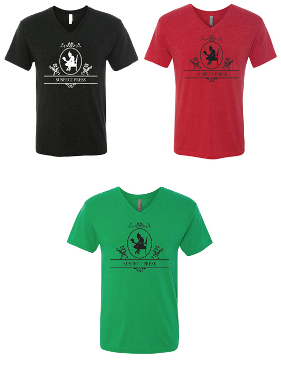Suspect Press T-Shirts