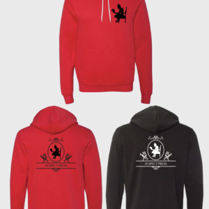 Suspect Press Hoodies