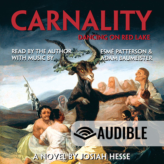 Carnality on Audible