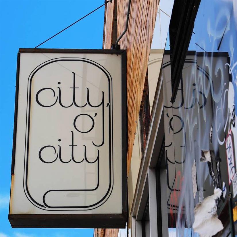 CITY O CITY